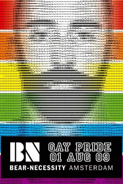 BN GAY PRIDE 1 AUG 2009