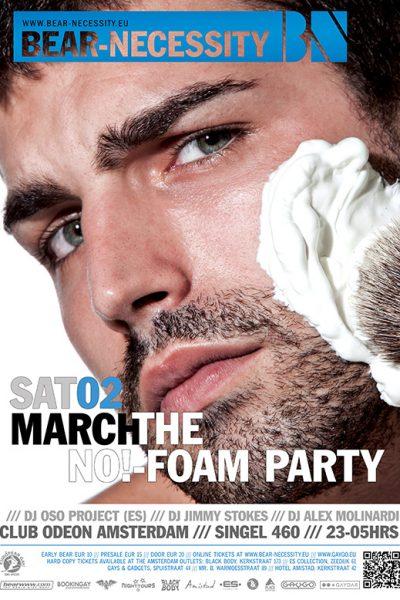 NoFoam Party