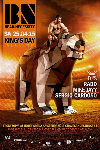 BN King´s Day 25 April 2015