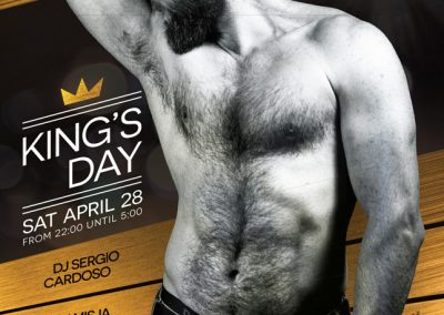 KING'S DAY 28 APRIL 2018