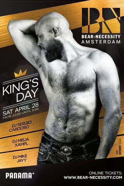 KING'S DAY 28 APRIL 2018