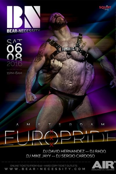 BN EUROPRIDE 6 AUG 2016