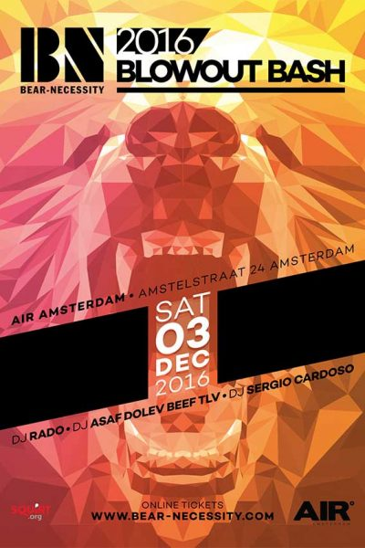 BN BLOWOUT BASH 3 DEC 2016