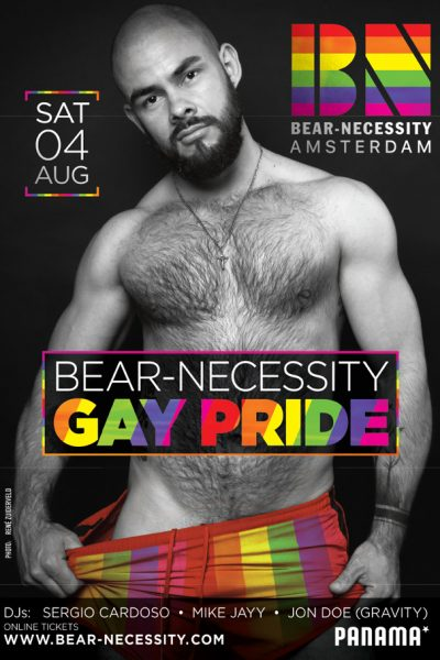 BN GAY PRIDE 4 AUG 2018