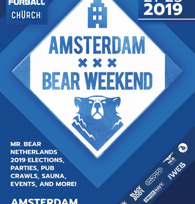 Mister Bear Netherlands Election 2019