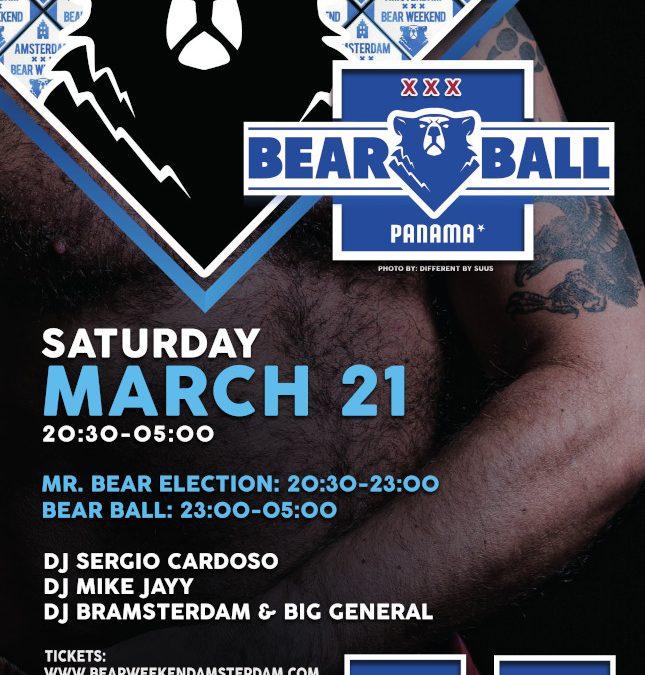 Mr. Bear Election & Mr. Bear Ball
