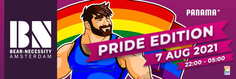 Gay Pride Edition 2021