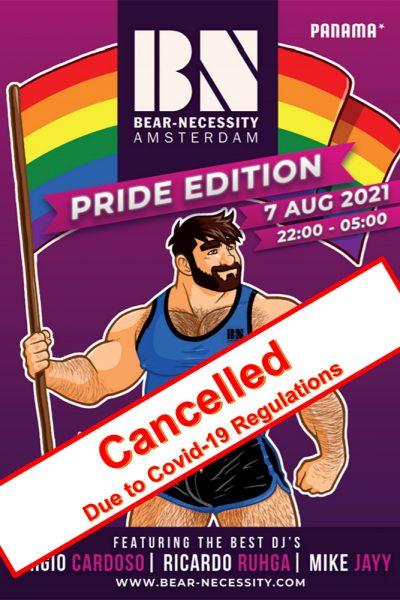 Bear-Necessity Pride 2021